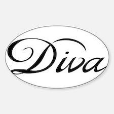 Diva Decal