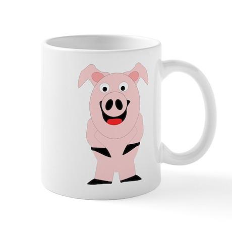 Pig Design Mug