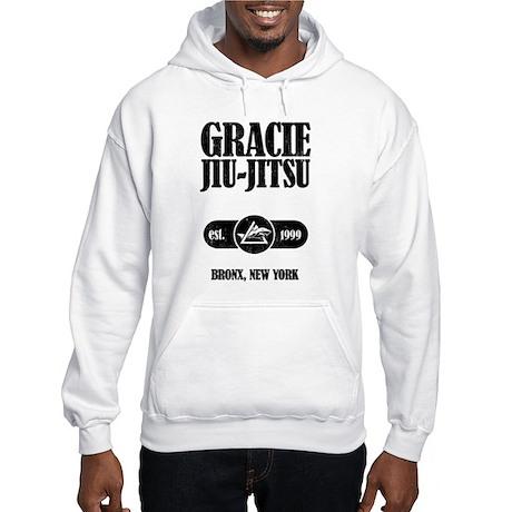 est. 1999 Black Logo Hooded Sweatshirt