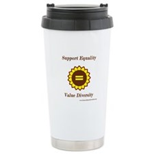 Cute Kansas Travel Mug