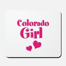 Colorado Girl Mousepad