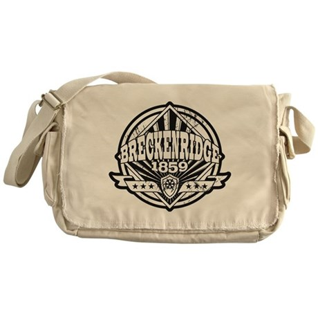 Breckenridge 1859 Vintage Messenger Bag