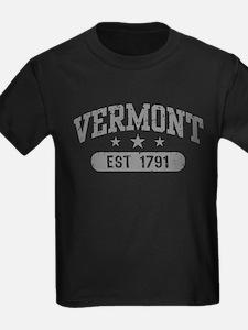 Vermont Est. 1791 T