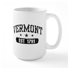 Vermont Est. 1791 Mug