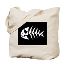 Pirate Fish Tote Bag