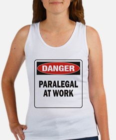 Paralegal Women's Tank Top
