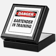 Bartender Keepsake Box
