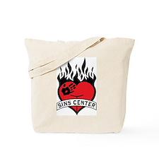 Sinners Tote Bag