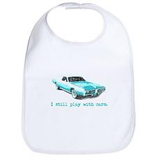 I still play with cars Bib