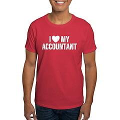I Love My Accountant T-Shirt