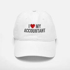 I Love My Accountant Cap