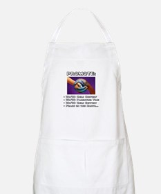 Promote 50/50 World Black BBQ Apron