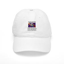 Promote 50/50 World Black Baseball Cap