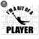 I'm a bit of a player goal keeper Puzzle
