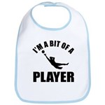 I'm a bit of a player goal keeper Bib