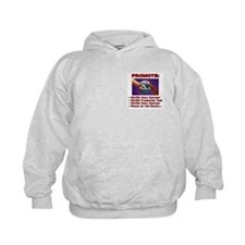 Promote 50/50 World Red Hoodie