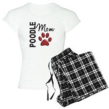 Poodle Mom 2 Pajamas