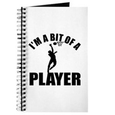 I'm a bit of a player netball Journal