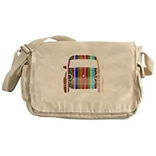 Funny Cooper mini Messenger Bag
