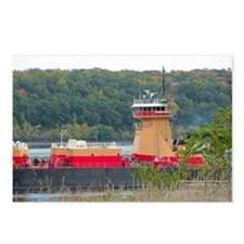 Cute Tugboat Postcards (Package of 8)