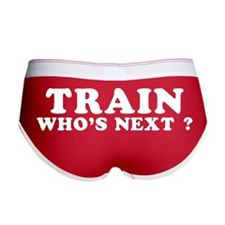 Train who's next ? Women's Boy Brief