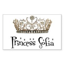 Princess Sofia Decal