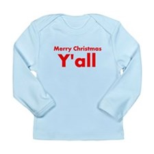 Y'all Long Sleeve Infant T-Shirt