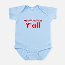 Y'all Infant Bodysuit