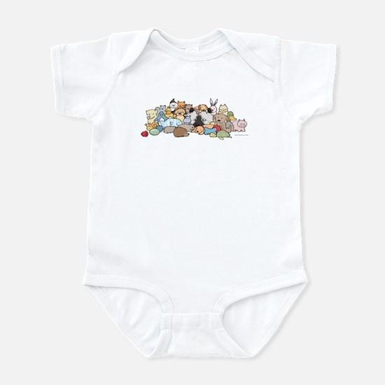 Keesie & Toys! Infant Creeper