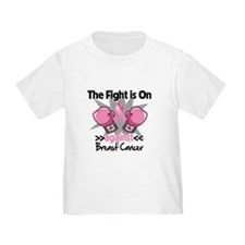 Fight is On Breast Cancer T