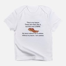 This bacon is MINE Infant T-Shirt