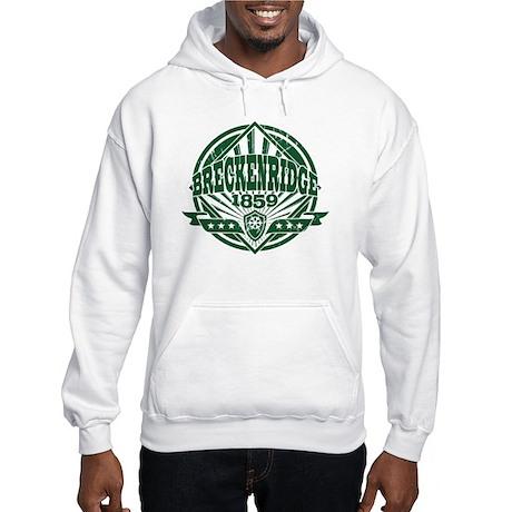 Breckenridge 1859 Vintage 2 Hooded Sweatshirt
