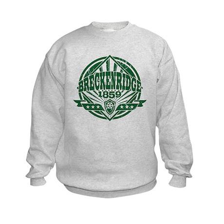 Breckenridge 1859 Vintage 2 Kids Sweatshirt