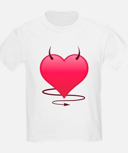 Devilish Heart T-Shirt