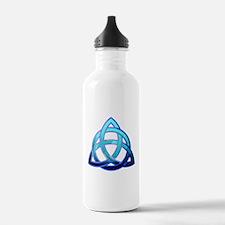 Cute Trinity knot Water Bottle