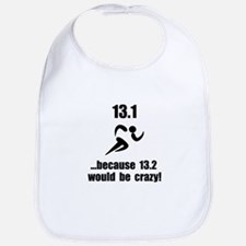 13.1 Run Crazy Bib