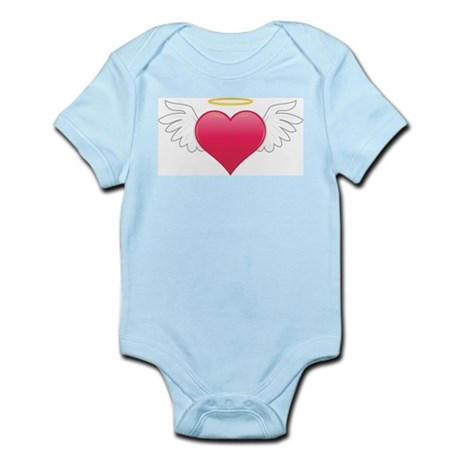Valentine's Angel Infant Bodysuit