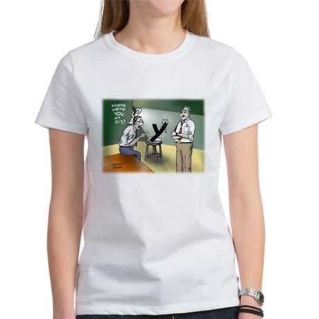 Interrogation Women's T-Shirt