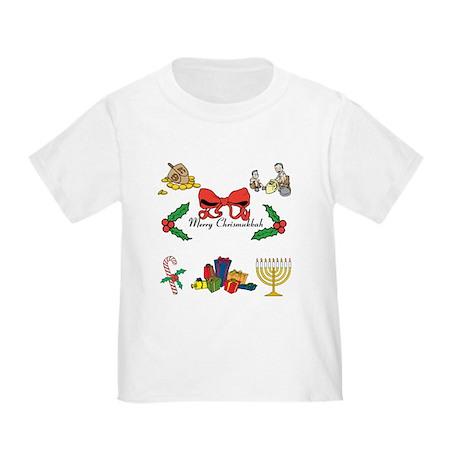 Chrismukkah Toddler T-Shirt