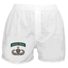 Airborne Special Forces Senior Boxer Shorts