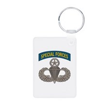Airborne SF w Master Wings Keychains