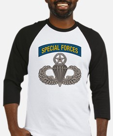 Airborne SF w Master Wings Baseball Jersey