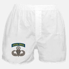 Airborne SF w Master Wings Boxer Shorts