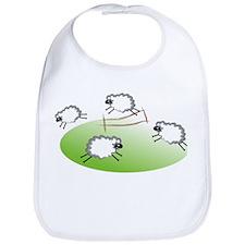 Counting Sheep Bib