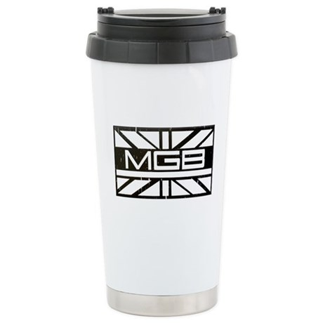 MGB Stainless Steel Travel Mug