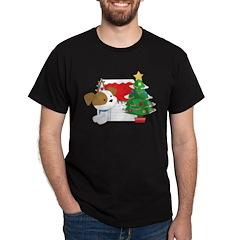 Christmas Dog House T-Shirt