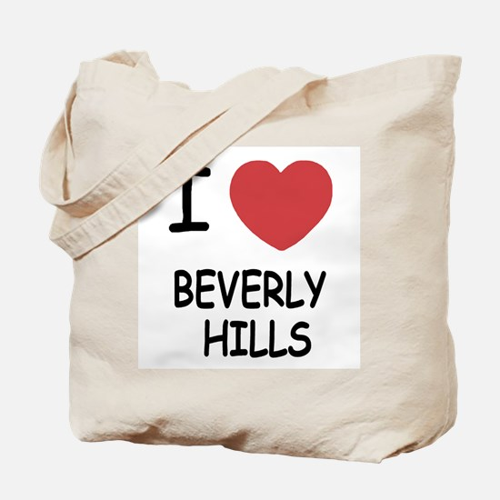 I heart beverly hills Tote Bag