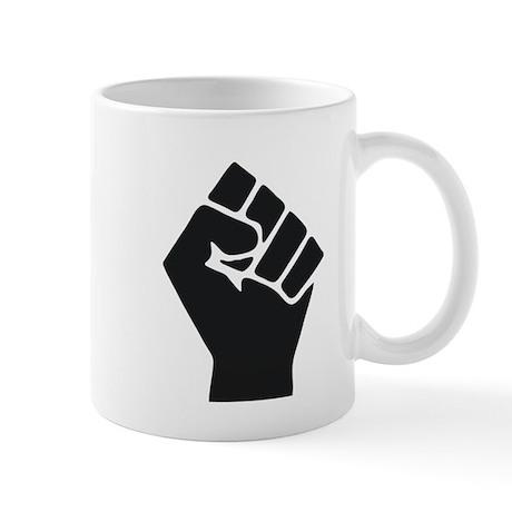 Occupy Fist Mug