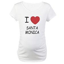 I heart santa monica Shirt