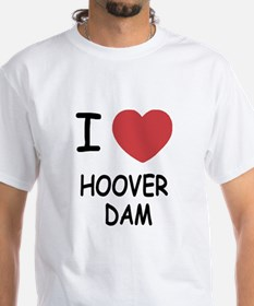 I heart hoover dam Shirt
